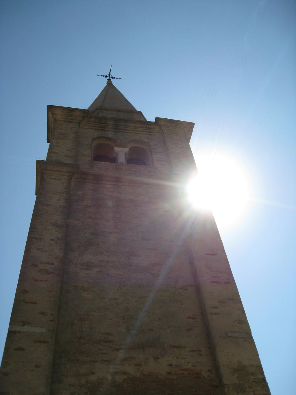 kirchturm caorle