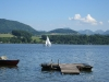 boot am wallersee